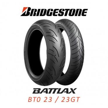 Шина для мотоцикла Bridgestone Battlax BT-023 120/60 ZR17 55W TL Передняя (Front)