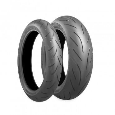 Шина для мотоцикла Bridgestone Battlax SC 150/70 -13 64S TL Rear
